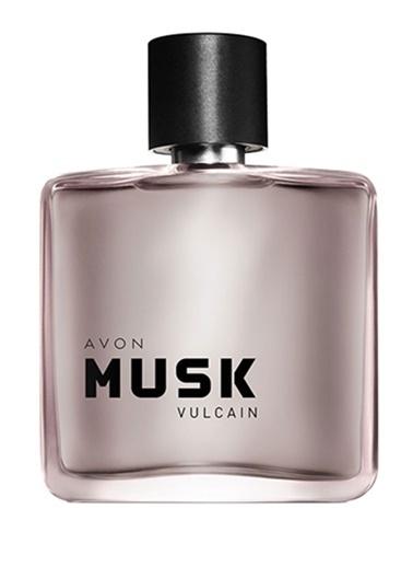 Avon Musk Vulcain Edt 75 ml Erkek Parfümü Renksiz